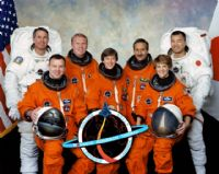 STS-114 Official NASA Crew Portrait